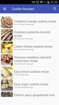 Cookie recipes with photo offline स्क्रीनशॉट 6