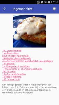 Duitse recepten app Nederlands gratis kookboek screenshot 4