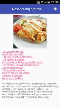 Granen recepten app nederlands gratis screenshot 1