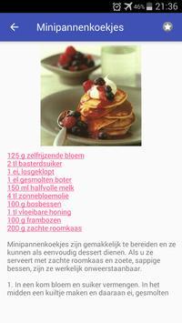 Granen recepten app nederlands gratis screenshot 2