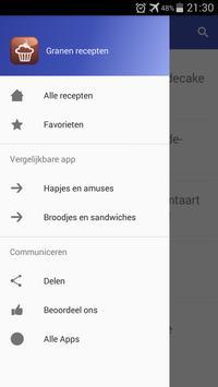 Granen recepten app nederlands gratis screenshot 7