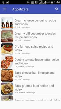 Appetizers recipes with photo offline apk download free food appetizers recipes with photo offline poster forumfinder