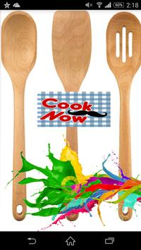 Cook Now poster
