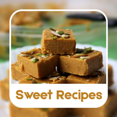 Sweet Recipes in English icon