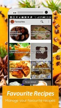 Main Dish Recipes apk screenshot