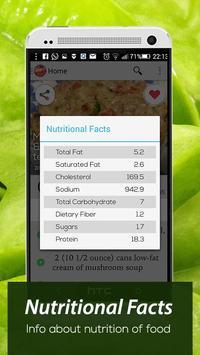 Cookbook : U.S Recipes apk screenshot