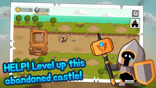 Grow Tower: Castle Defender TD poster