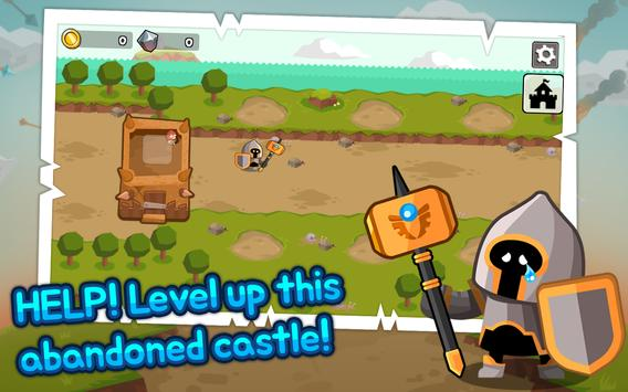 Grow Tower: Castle Defender TD screenshot 14