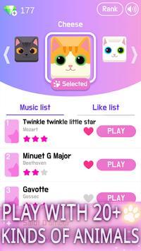 マジック猫 ピアノタイル スクリーンショット 5