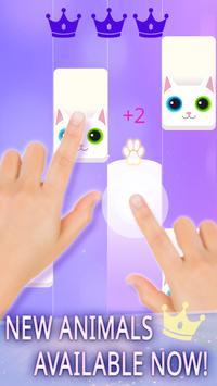 マジック猫 ピアノタイル スクリーンショット 2