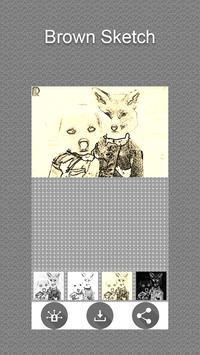 Sketch Photo Maker Lite apk screenshot