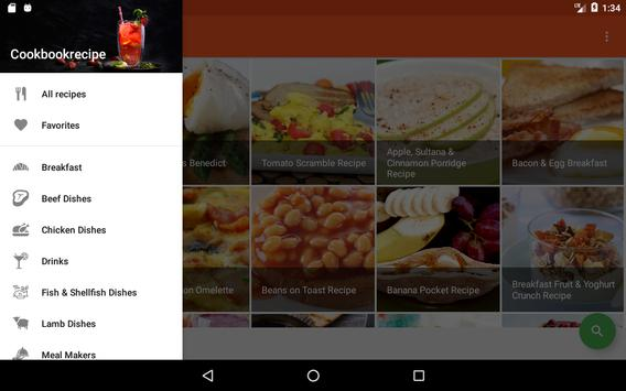 Cook book yummy food recipes for android apk download cook book yummy food recipes captura de pantalla 8 forumfinder Image collections