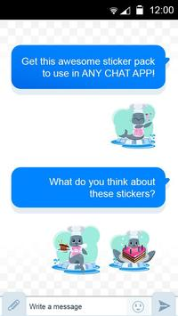 Cookie Stickers for WhatsApp apk screenshot