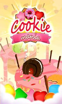 COOKIE MANIA poster