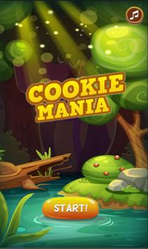 Cookie Mania apk screenshot