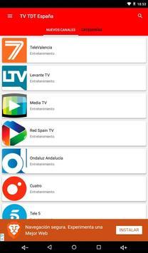 TV TDT España captura de pantalla 7