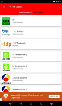 TV TDT España captura de pantalla 8