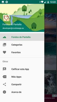 Fondos de Pantalla screenshot 5