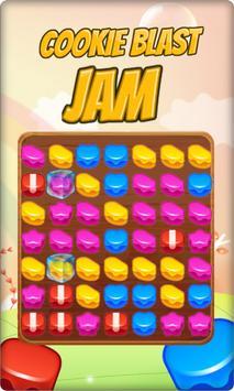 Cookie Blast Jam 스크린샷 3