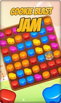 Cookie Blast Jam capture d'écran 1