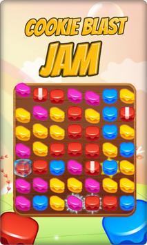 Cookie Blast Jam capture d'écran 2