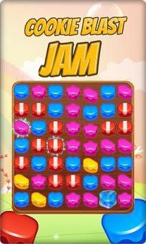 Cookie Blast Jam capture d'écran 4