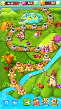 Cookie Blast Mania 2018 apk screenshot
