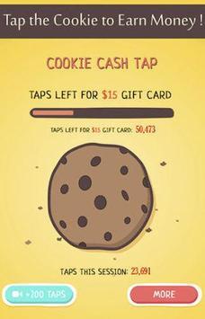 Cookie Cash Tap - Make Money screenshot 2