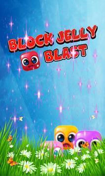 Blocks Jelly Blast Plakat