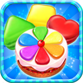 Cookie Crush Match 3 Fun Game icon