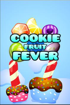 Cookie Fruit Fever poster