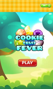 Cookie Fruit Fever screenshot 1