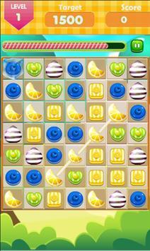 Cookie Fruit Fever apk screenshot