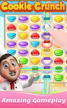 Rainbow Cookie jam screenshot 1