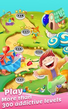 Rainbow Cookie jam screenshot 2