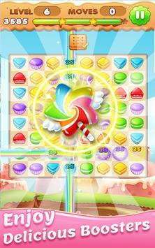 Rainbow Cookie jam screenshot 6