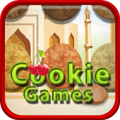 Cookies Games for girls icon