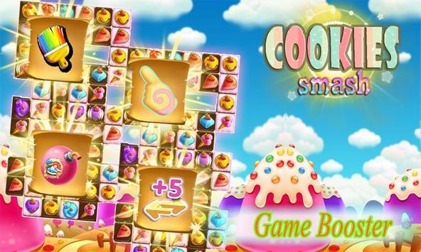 COOKIES SMASH screenshot 2