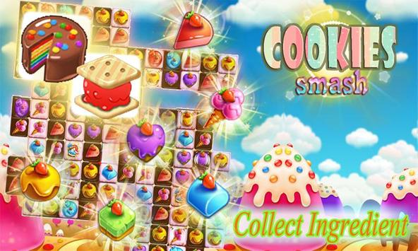 COOKIES SMASH screenshot 3