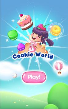 Cookie World screenshot 5