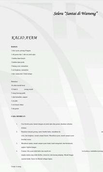 Book cooking recipes apk screenshot
