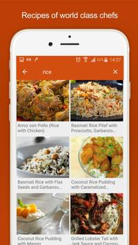Asian food - Healthy recipes screenshot 4