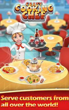 Crazy Cooking chef imagem de tela 8