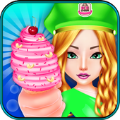 Ice Cream Kitchen Fever - Restaurant Story icon