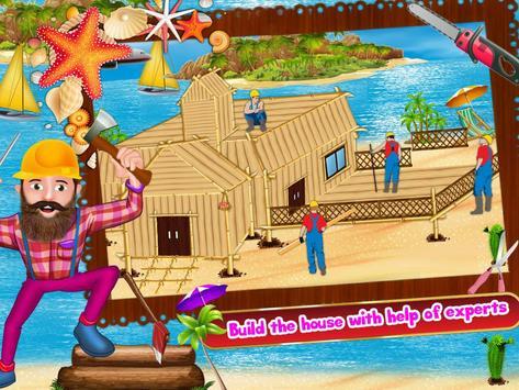 Seaside Dream House Builder screenshot 14