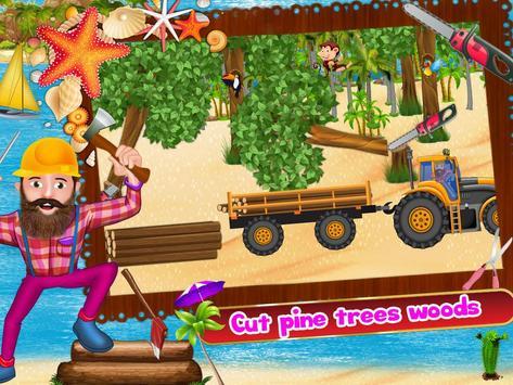 Seaside Dream House Builder screenshot 10