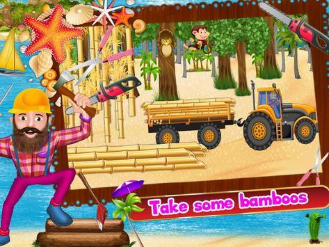 Seaside Dream House Builder screenshot 11