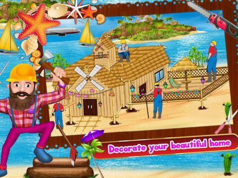 Seaside Dream House Builder screenshot 23