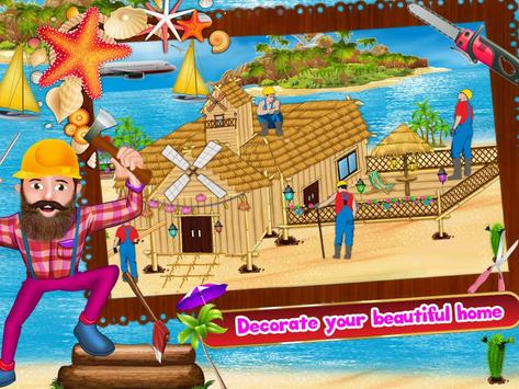 Seaside Dream House Builder screenshot 31