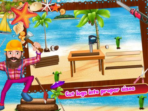 Seaside Dream House Builder screenshot 4